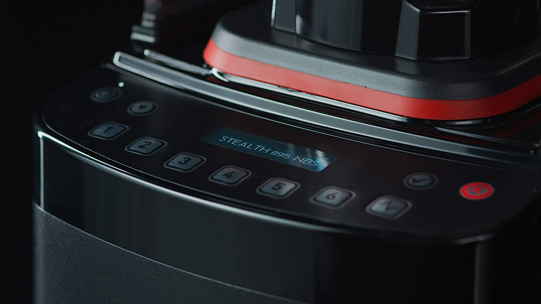 Đánh giá máy xay sinh tố công nghiệp Blendtec Stealth 895 NBS