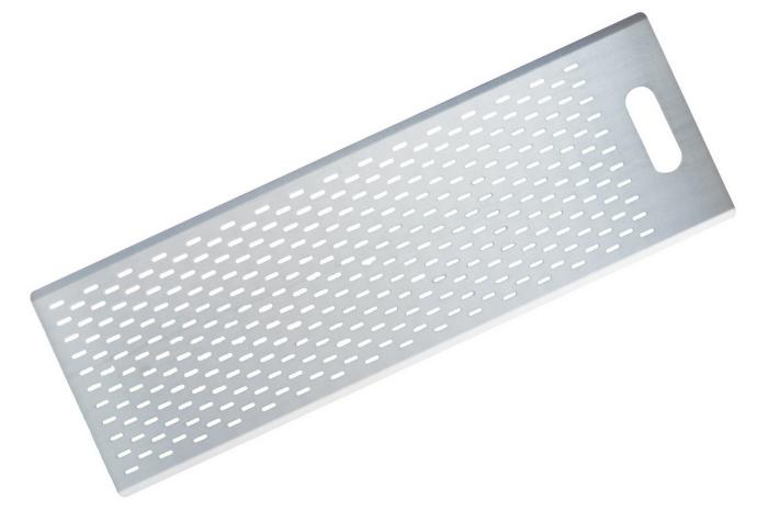 Thớt Pizza nhôm đục lỗ - Board for pizza hiệu Gimetal – 30x90cm