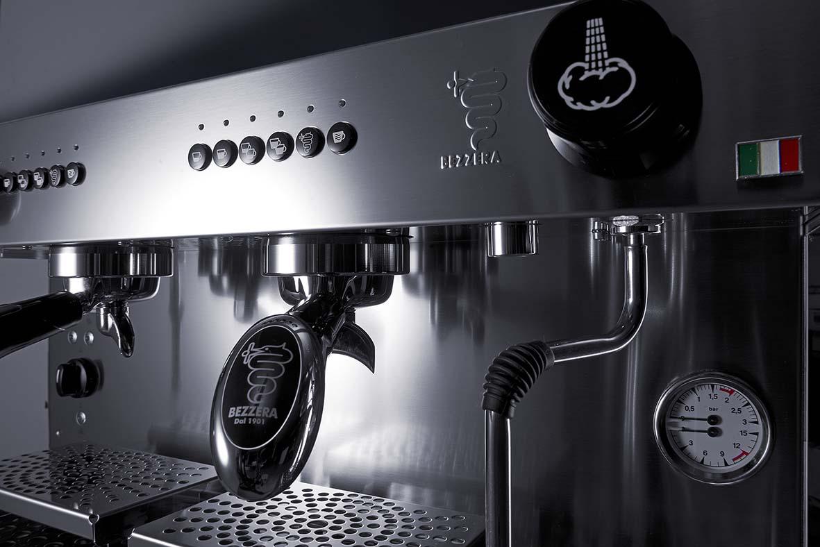 Bezzera B2016 sự lựa chọn tốt nhất cho một ly cà phê Espresso hoàn hảo