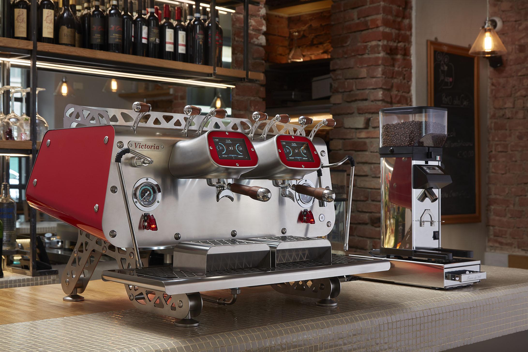 Review máy pha cà phê mới nhất cho Special coffee – Bezzera Model Victoria