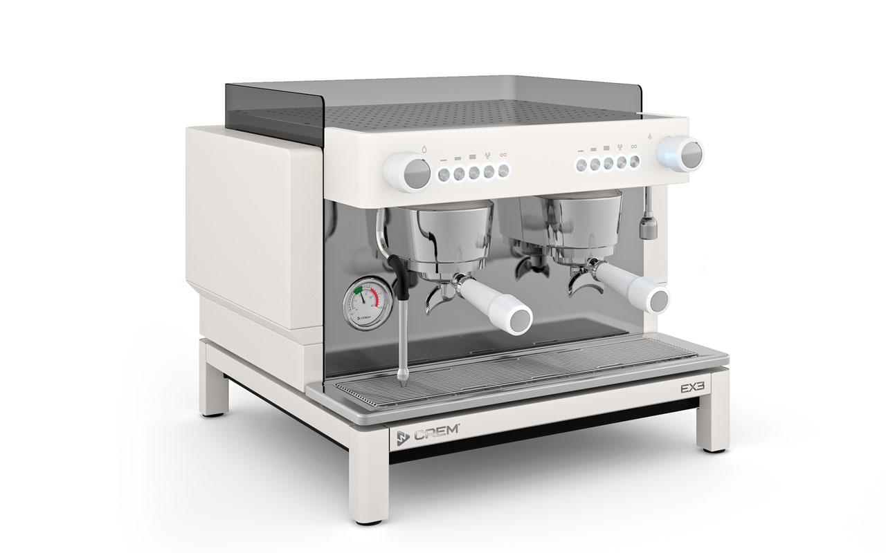 Máy pha cà phê Crem 2 group Standard