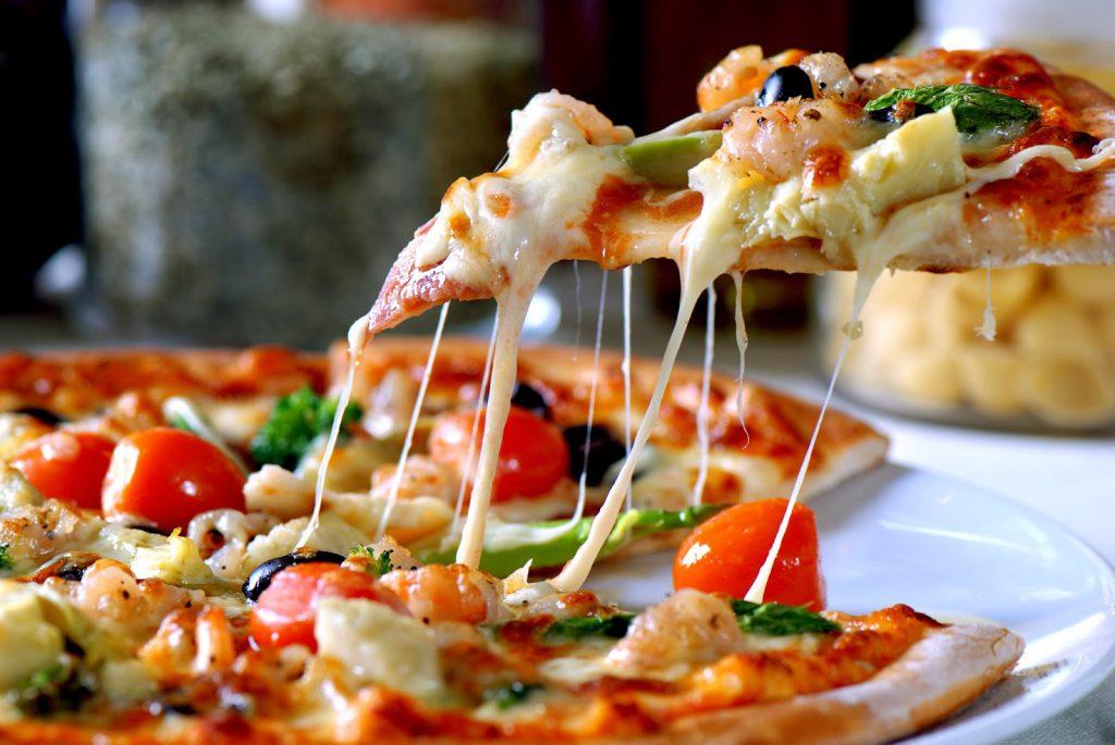Làm Pizza chuẩn Ý, nhất định phải có loại bột này!