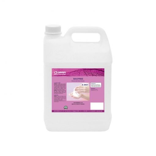 Xà bông rửa tay diệt khuẩn BACFREE