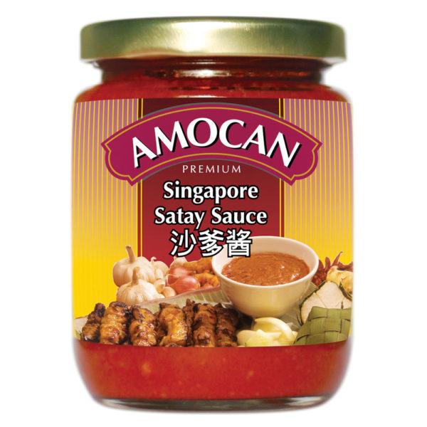 Gia vị Satay Sauce JIP240-001A