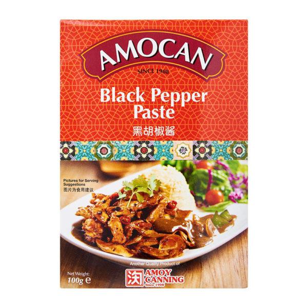 Gói gia vị Black Pepper Paste HIP100-006B