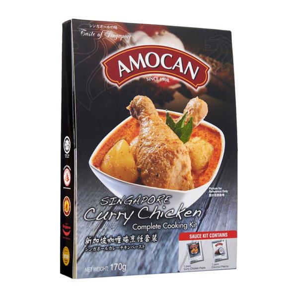 Gói gia vị Curry Chicken 170g CCK170-001B