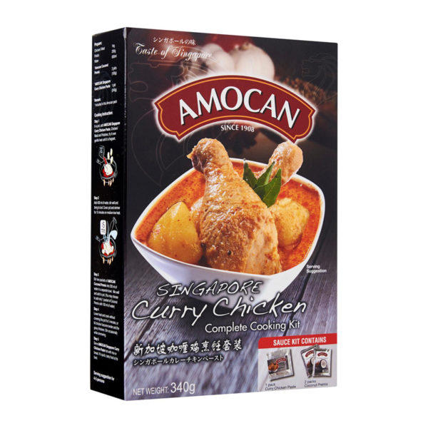 Gói gia vị Curry Chicken 340g CCK340-001B