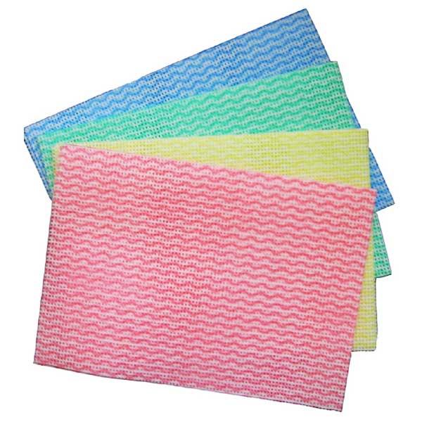 Khăn lau vải không dệt SYR - 4 màu
