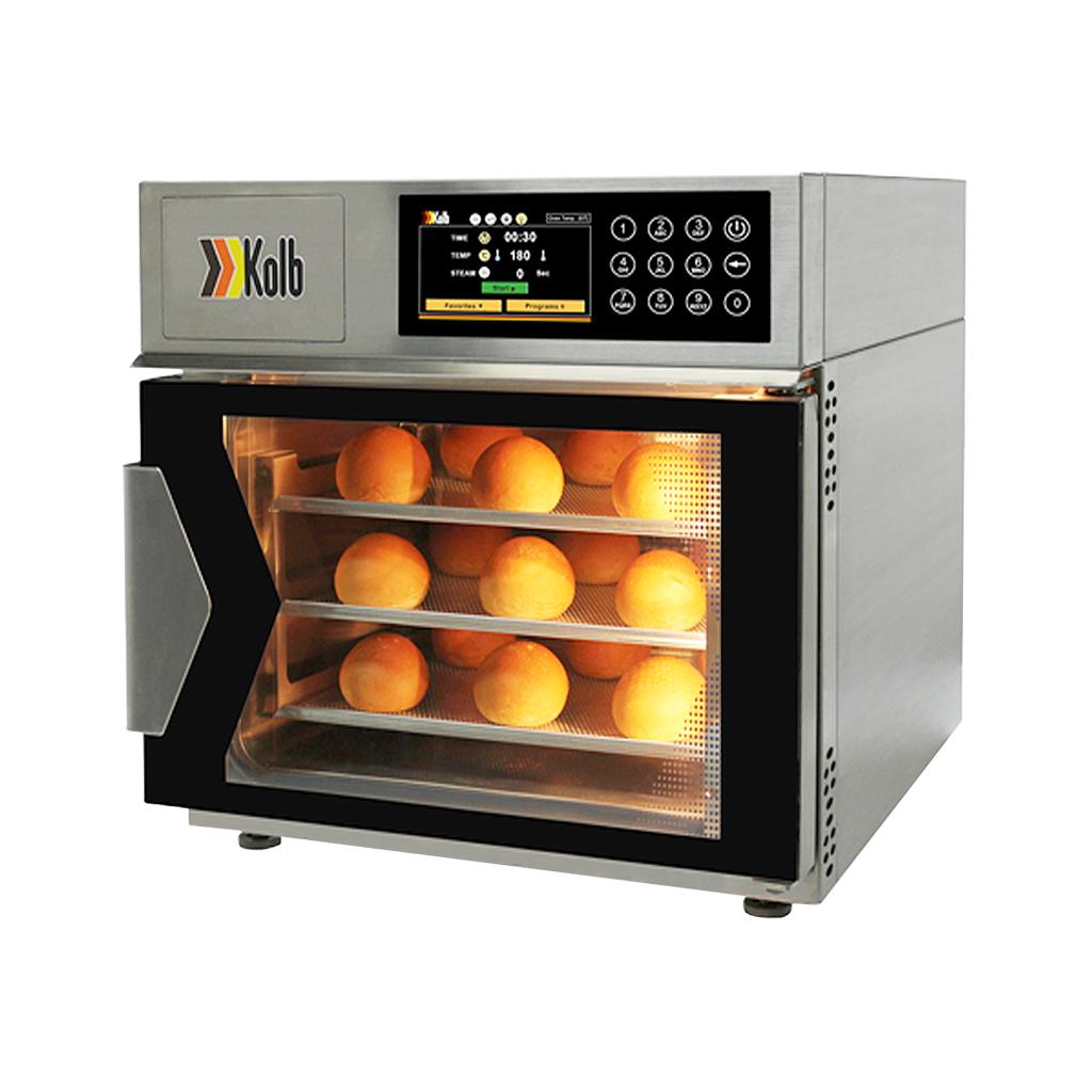 Lò nướng bánh đối lưu KOLB ATOLL 600T