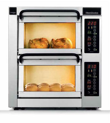 Lò nướng điện chuyên dụng cho bánh Pizza-Pizzamaster 452ED-1