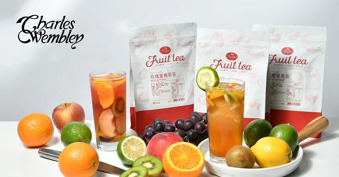 Tại sao nên lựa chọn Trà Thảo mộc/ Trà trái cây thương hiệu Magnet – Đài Loan?