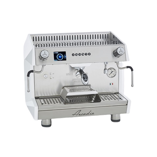 Máy pha cà phê Bezzera Arcadia DE PID 1 Group - White