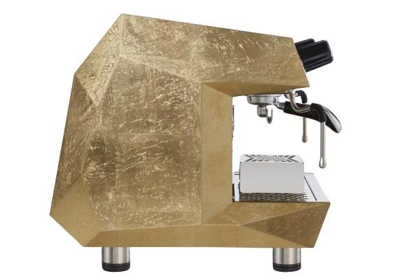 Máy pha cà phê Bezzera Arcadia DE PID 2 Groups - Gold