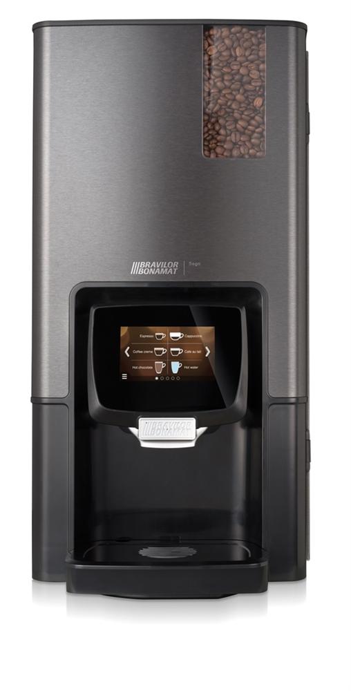 Máy pha chế cafe tự động Bravilor SEGO 12