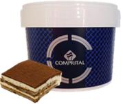 Mứt làm kem Comprital - Vị Tiramisu