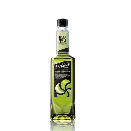Davinci Syrup Green Apple Campagna/ Sirô hương Táo Xanh