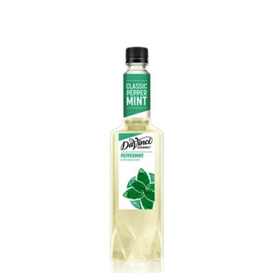 Davinci Syrup Peppermint/ Sirô hương Bạc Hà Trắng