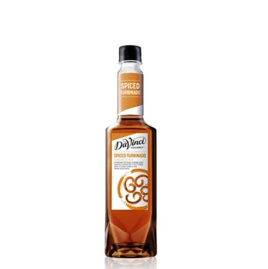 Davinci Syrup Spiced Turbinado/ Sirô hương Spiced Turbinado