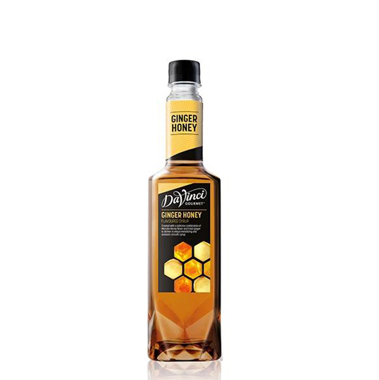Davinci Syrup Ginger Honey/ Sirô hương Mật Ong Gừng