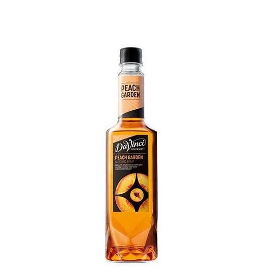 Davinci Syrup Peach Garden/ Sirô hương Đào