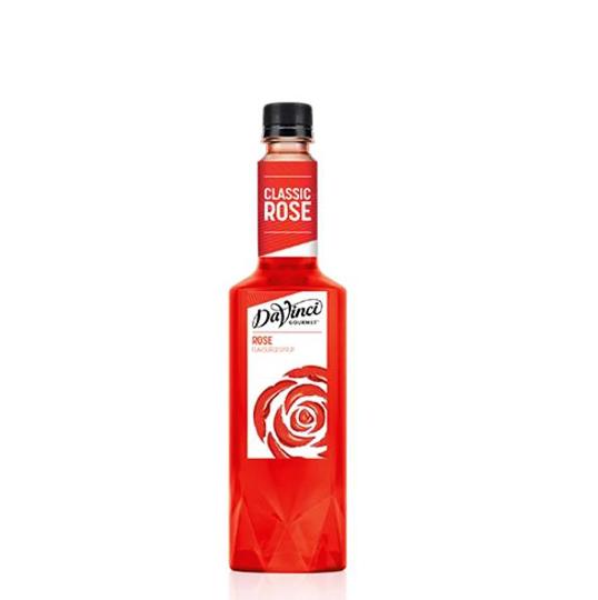 Davinci Gourmet Classic Syrup Rose/ Sirô hương Hoa Hồng