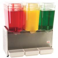 Máy làm lạnh nước trái cây Crathco Triple Bowl D355-3