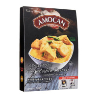 Gói gia vị nấu curry rau quả CCK170-003B