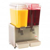 Máy làm lạnh nước trái cây Crathco Double Bowl D255-4