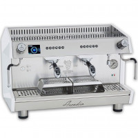 Máy pha cà phê Bezzera Arcadia DE PID 2 Groups - White