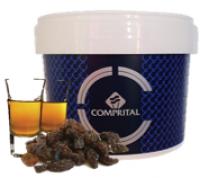 Mứt làm kem Comprital - Vị rum-nho