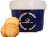 Mứt làm kem Comprital - Vị bánh quy bơ