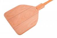 Xẻng gỗ xúc Pizza hiệu Gimetal - 36x36cm
