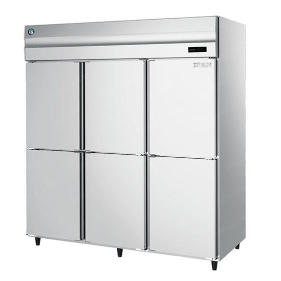 Tủ lạnh đứng 6 cánh Hoshizaki HR-188MA-S